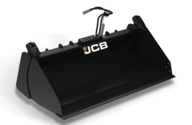 JCB представила новые модели ковшей